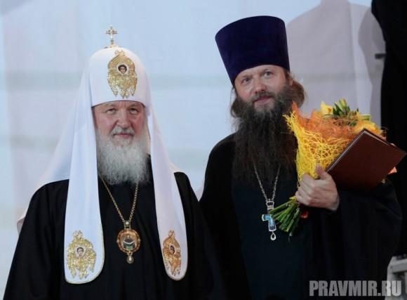 Литературная премия Патриарха. Фото Владимира Ходакова (29)