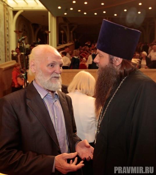 Литературная премия Патриарха. Фото Владимира Ходакова (35)