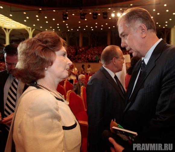 Литературная премия Патриарха. Фото Владимира Ходакова (36)