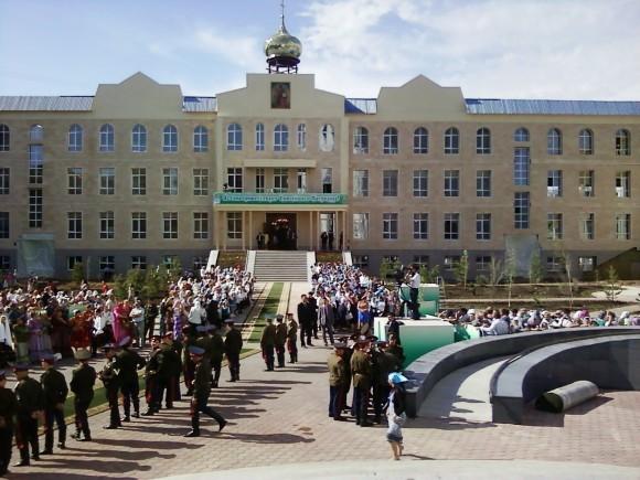 Астана. Фото Милены Фаустовой (3)
