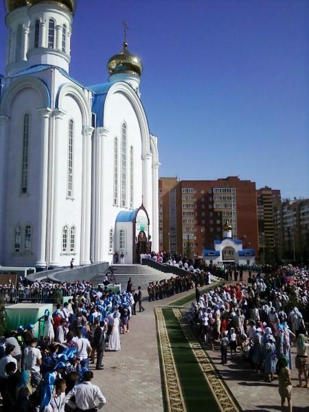 Астана. Фото Милены Фаустовой (5)