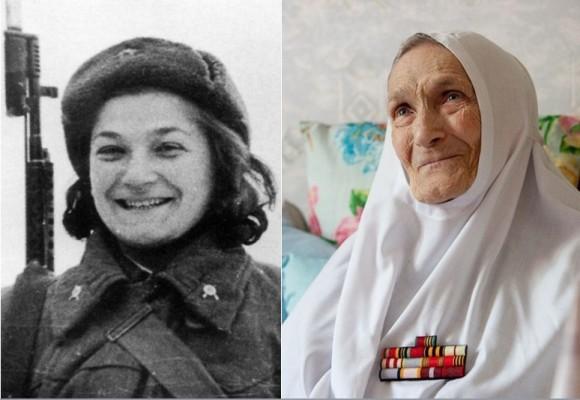 Монахиня Адриана (В миру Наталия Владимировна Малышева)