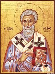 Святитель Фотий, патриарх Константинопольский. Амфилохии