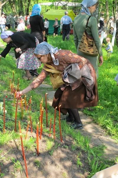 В день Собора новомучеников и исповедников Российских