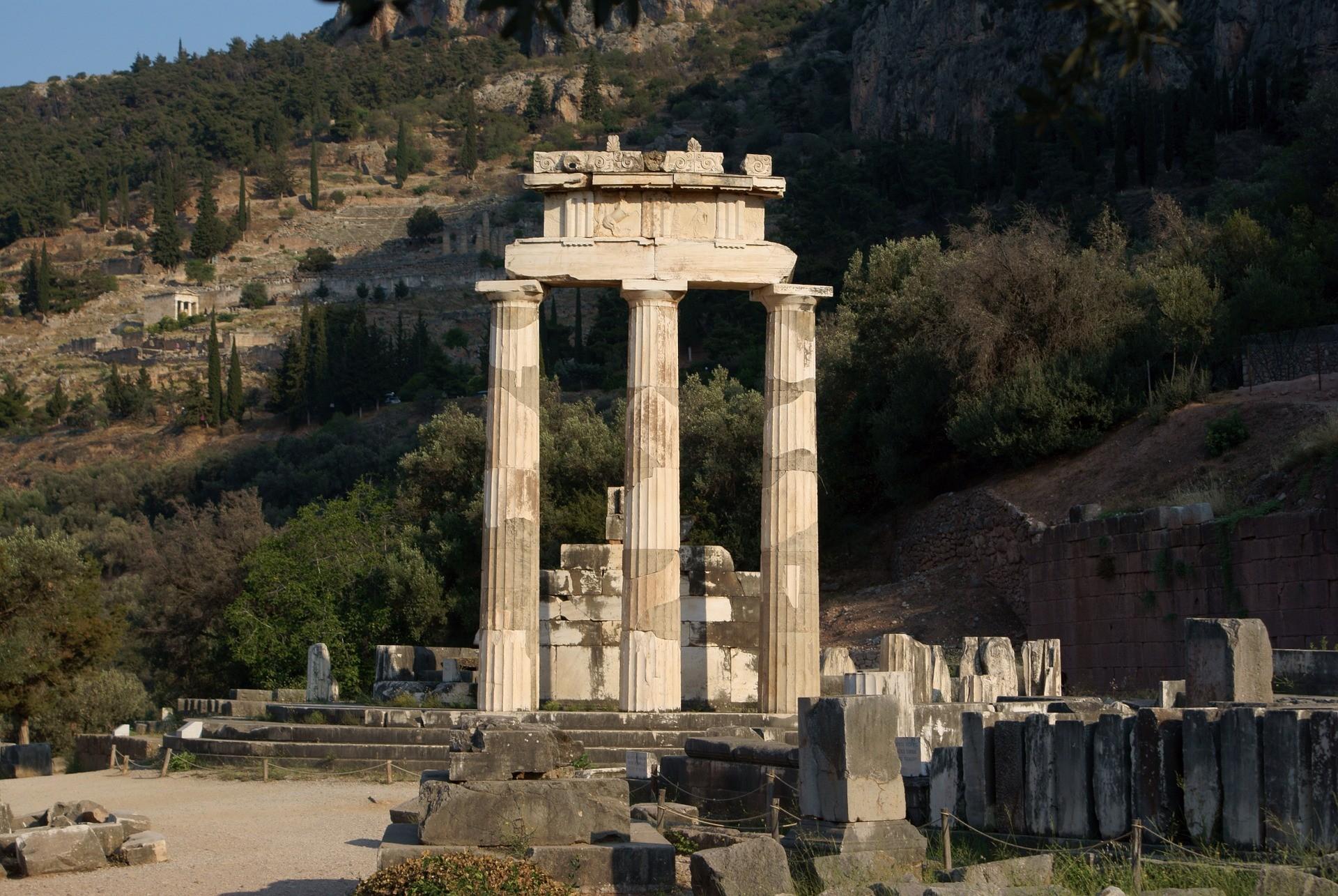 Боги Древней Греции. Мифы