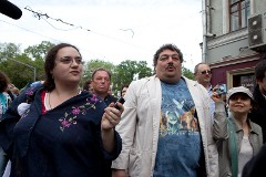 Гуляния – не демонстрация