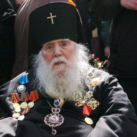 Архиепископ Михей (в миру Александр Александрович Хархаров)