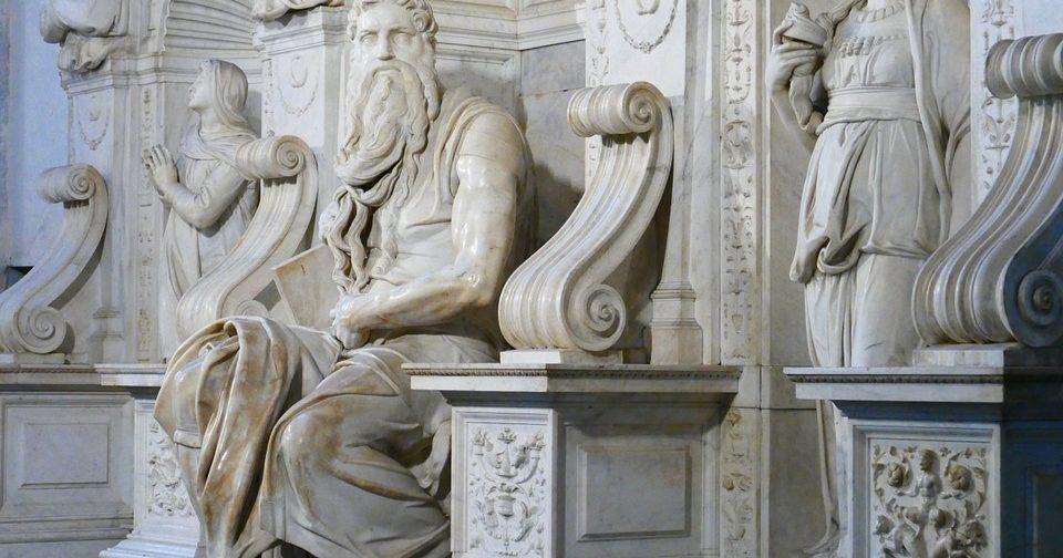 Пророк Моисей в Библии