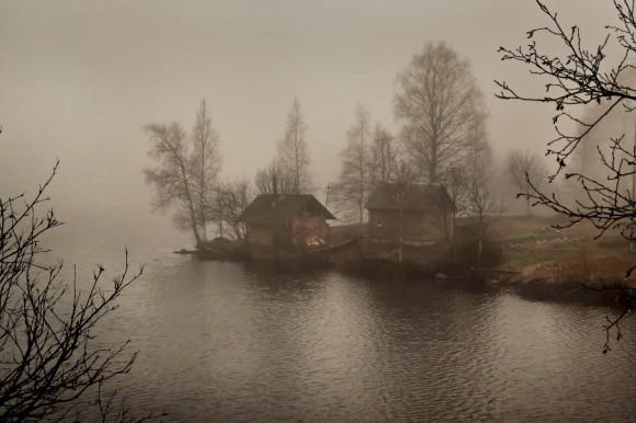 Деревня Сыссойла, Карелия.  Автор: Игорь Кащеев