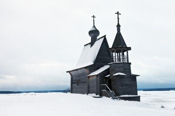 Вечерний Кунийок, Хибины.  Автор: Владимир Кириченко