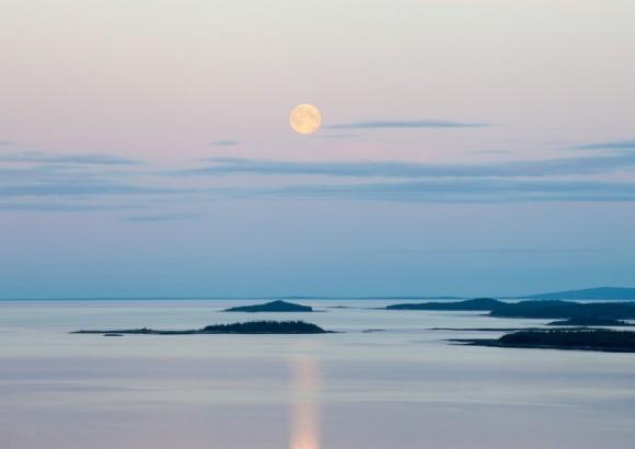 Белое море, Кандалакшский залив.  Автор: Максим Летовальцев