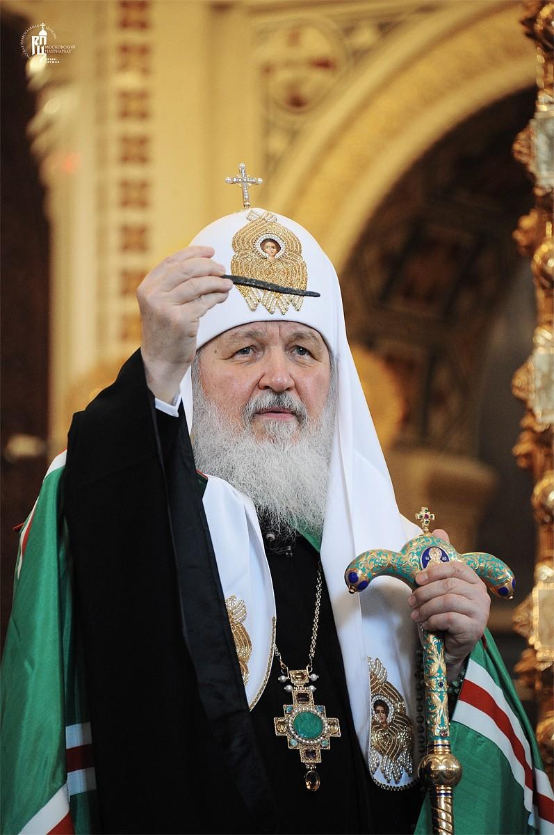 Патриарх Кирилл примет участие в IV съезде лидеров мировых и традиционных религий в ходе визита в Казахстан