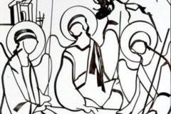 Прот. Всеволод Чаплин и художник Гор Чахал о выставке Icons