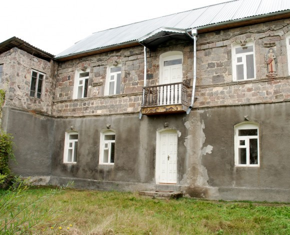Дом Сосланбека Едзиева