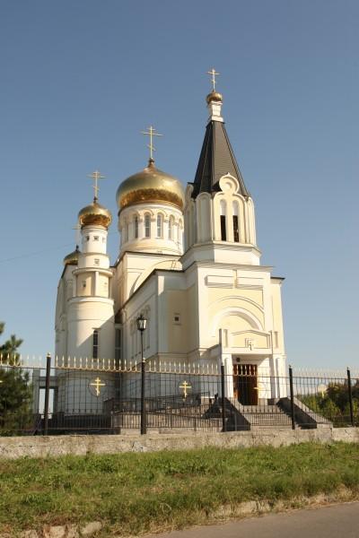 Центральный собор Владикавказа