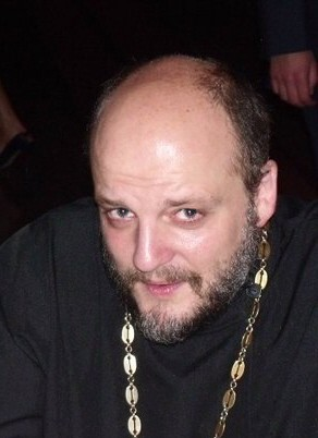 Протоиерей Серафим Ган