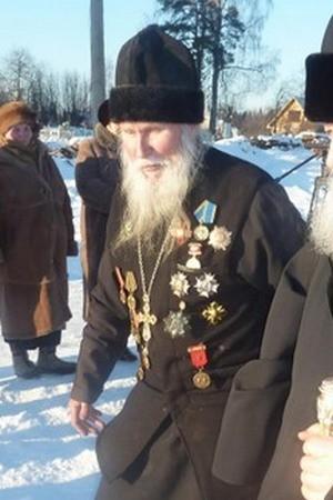 Протоиерей Сергий Вишневский