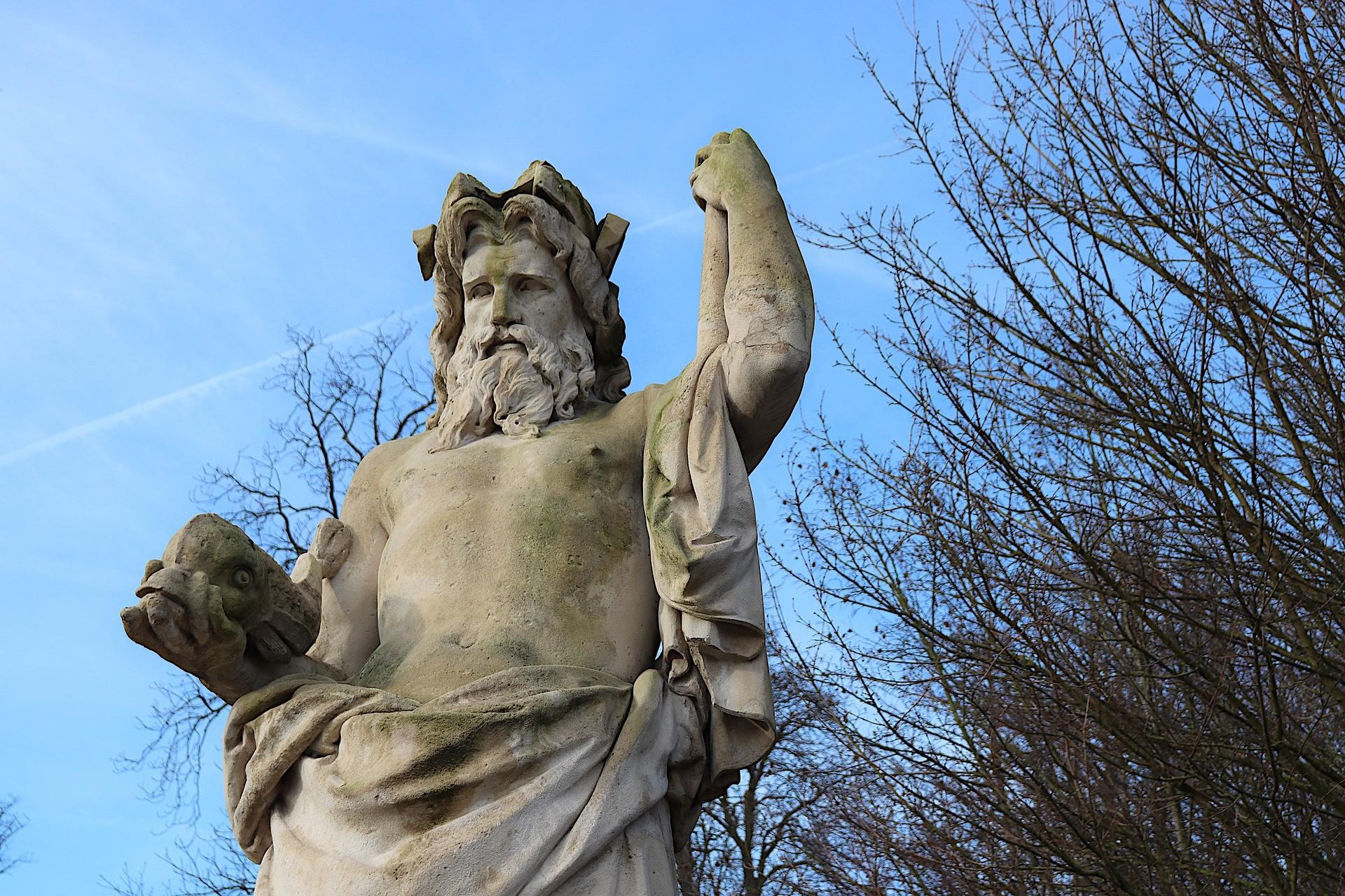 Боги Древней Греции. Зевс