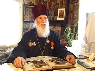священник Сергий Вишневский