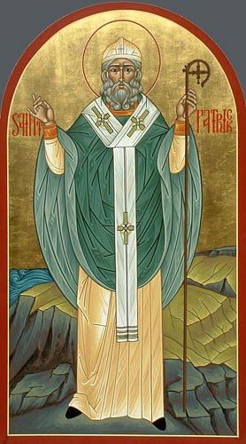 Святой Патрик, апостол Ирландии