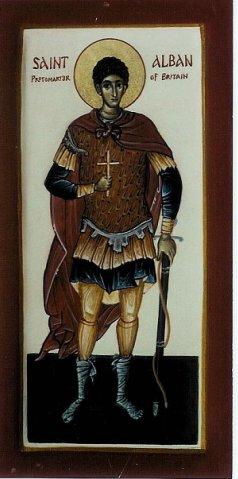Святой Албан Веруланский