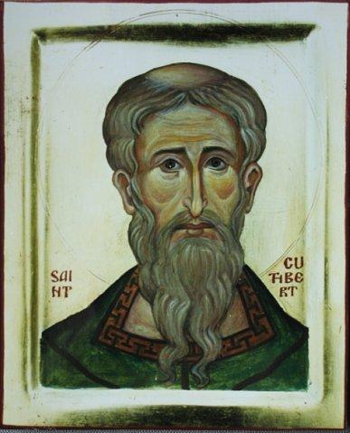 Преподобный Кутберт Линдисфарнский