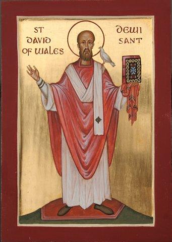 Святой Давид, архиепископ Уэльский