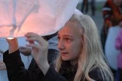 Большой праздник небесных фонариков (+ ФОТО)