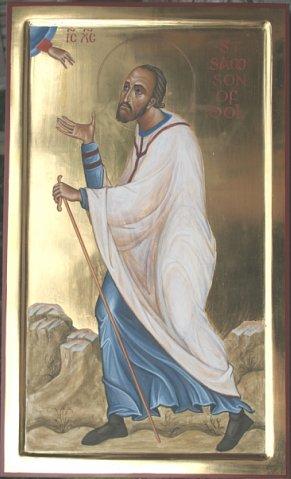 Святитель Самсон Дольский