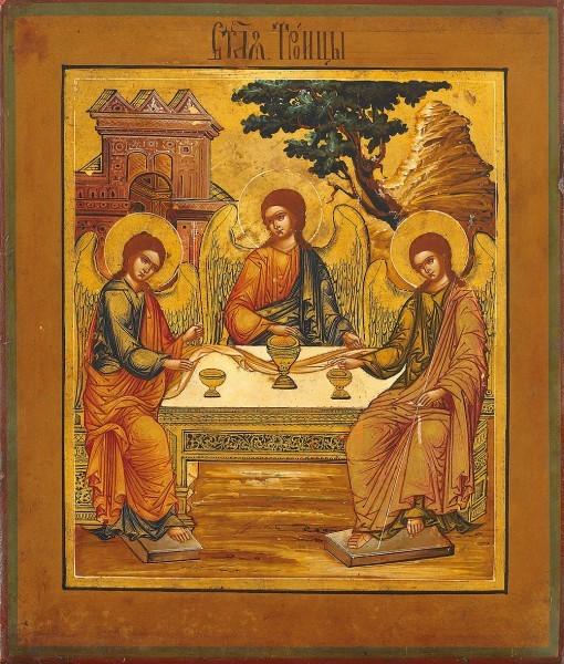 Святая Троица. Пятидесятница (60)