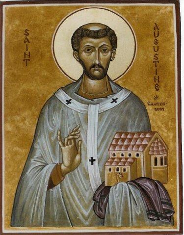Святой Августин Кентерберийский