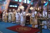 Божественная литургия в храме святого апостола Варнавы. Фото Кирилла Новотарского. Патриархия.ру (7)