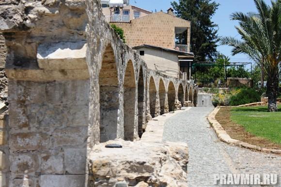 Никоссия - один из древних городов острова
