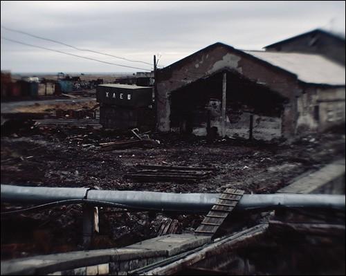 Хлеб. Поселок Лаврентия, Чукотка
