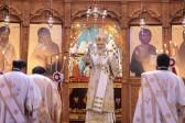 Божественная литургия в храме святого апостола Варнавы. Фото Кирилла Новотарского. Патриархия.ру (8)