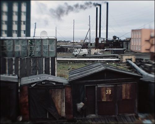 38. Поселок Лаврентия, Чукотка
