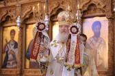 Божественная литургия в храме святого апостола Варнавы. Фото Кирилла Новотарского. Патриархия.ру (10)