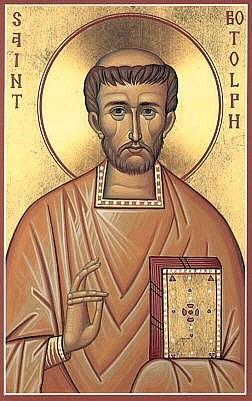 Святой Ботольф, епископ и исповедник Бостонский