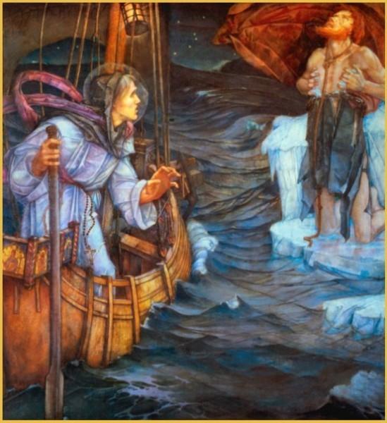 Святой Брендан Мореплаватель
