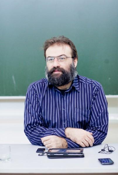 Сергей Худиев. Фото Анны Гальпериной, bogoslov.ru