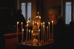 Трудные места богослужения: Откровение язычникам, слава людям