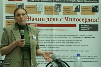 Наталья Кузнецова. Фото: miloserdie.ru