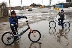 О якутском бездорожье, Аграфенах и крещении с приключениями (+ ФОТО)
