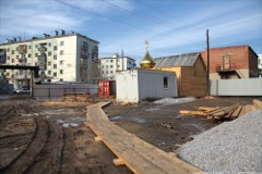 Спасский монастырь – украшение Якутска