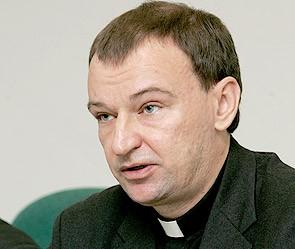Священник Игорь Ковалевский. Фото: ИТАР-ТАСС