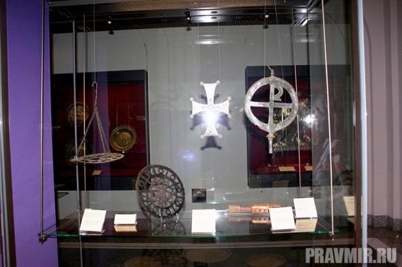 Многим экспонатам может позавидовать любой музей мира