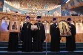 Божественная литургия в храме святого апостола Варнавы. Фото Кирилла Новотарского. Патриархия.ру (14)