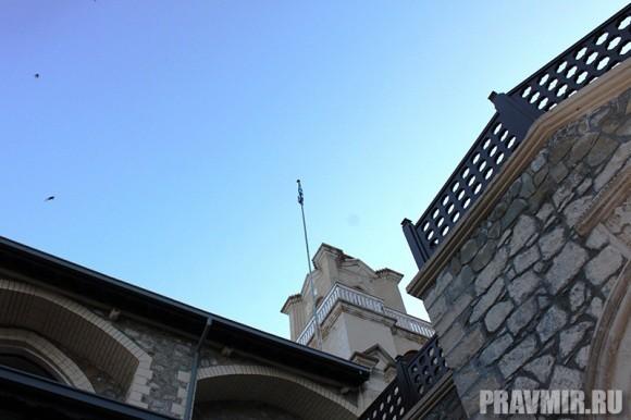 Патриарх Кирилл в Киккском монастыре (8)