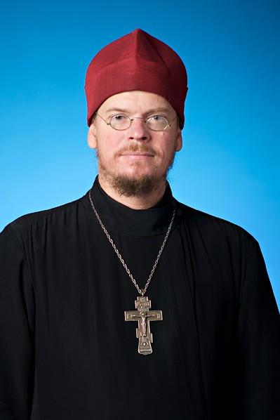 о.Джон Стрикланд