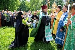 Троица: единство и святость